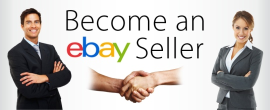 be an ebay seller